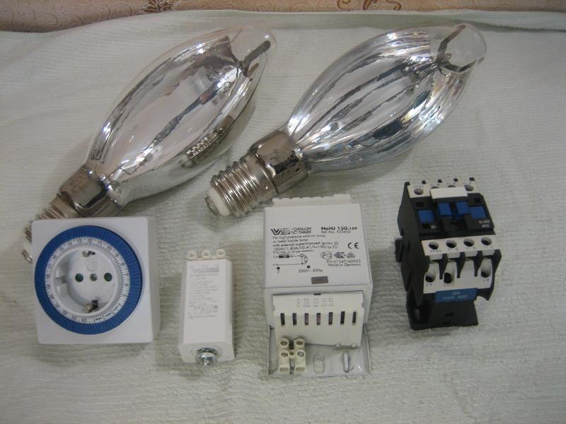 лампа ДНАЗ (Рефлакс) 150